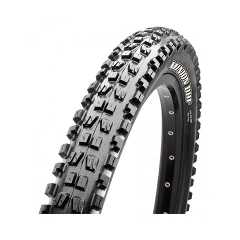 Maxxis 29 x 2.5 DHF Folding TR Maxx Terra Tyre at Tweed Valley Bikes