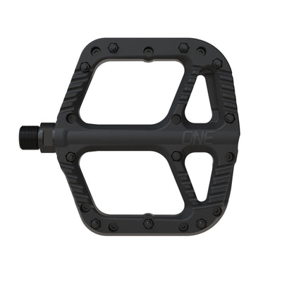 OneUpComponents Composite Flat Pedal Black at Tweed Valley Bikes