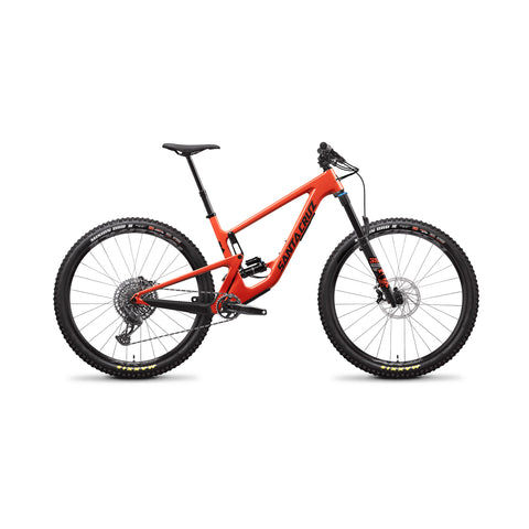 Santa Cruz Bicycles Hightower C S Ember 2021 Tweed Valley Bikes