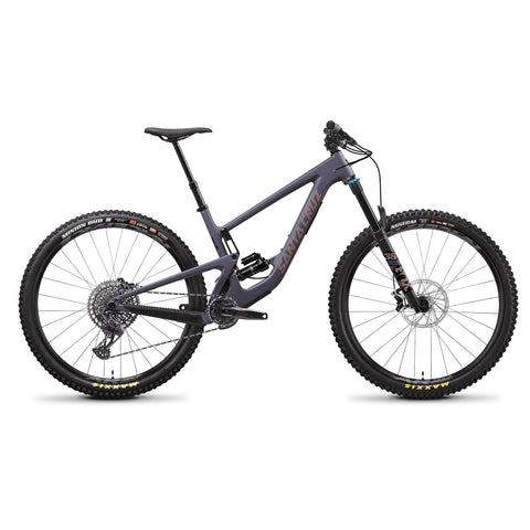 Santa Cruz Bicycles Megatower C S Build Kit, Storm Grey, 29""