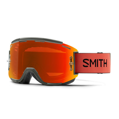 Smith Optics Squad MTB Goggle Sage Red Rock Colour 2020 at Tweed Valley Bikes