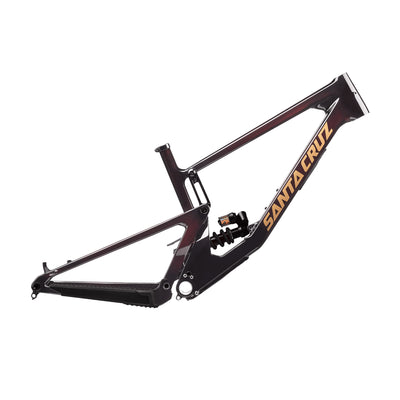 Santa Cruz Bicycles 2021 Nomad Frameset Coil Shock at Tweed Valley Bikes