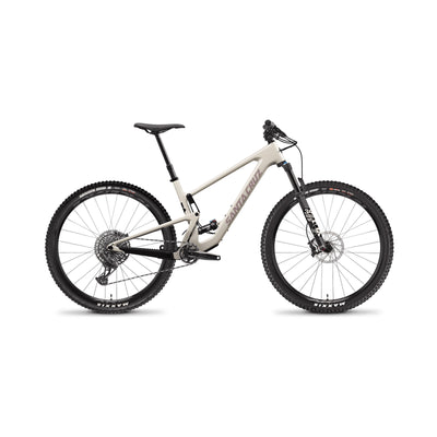 Santa Cruz Bicycles Tallboy C S Ivory at Tweed Valley Bikes