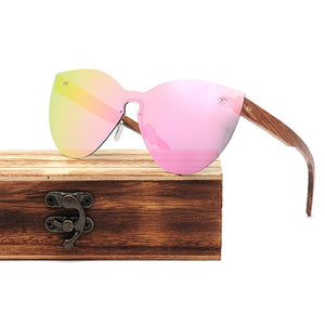 Fashionable Polarised Cat Eye Sunglasses