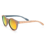 Retro Wooden Sunglasses