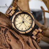 Classic Retro Wooden Watch