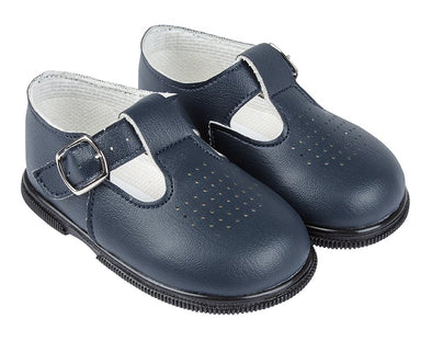 Baypods H501 in navy - Early Days Baby and Toddler Shoes for Boys and Girls