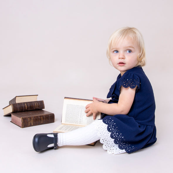 Early Days ALEX II in navy - Early Days Baby and Toddler Shoes for Boys and Girls