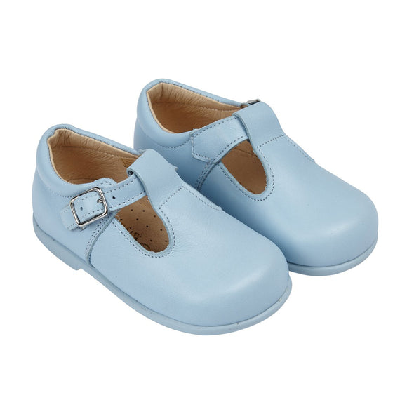 Early Days ALEX II in pale blue - Early Days Baby and Toddler Shoes for Boys and Girls