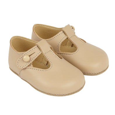 Early Days ALEX in camel - Early Days Baby and Toddler Shoes for Boys and Girls