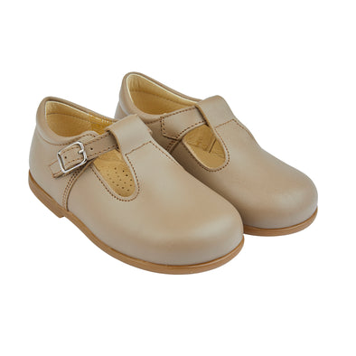 Early Days ALEX II in taupe - Early Days Baby and Toddler Shoes for Boys and Girls