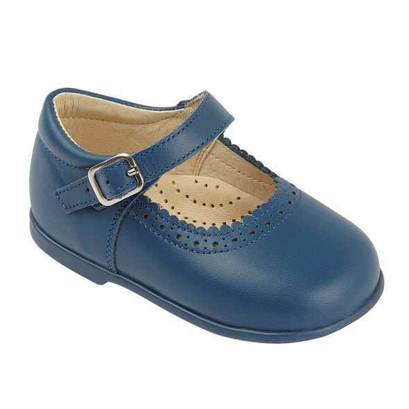 Early Days ALICE in azulon - Early Days Baby and Toddler Shoes for Boys and Girls