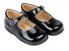 Early Days ALICE in black patent - Early Days Baby and Toddler Shoes for Boys and Girls