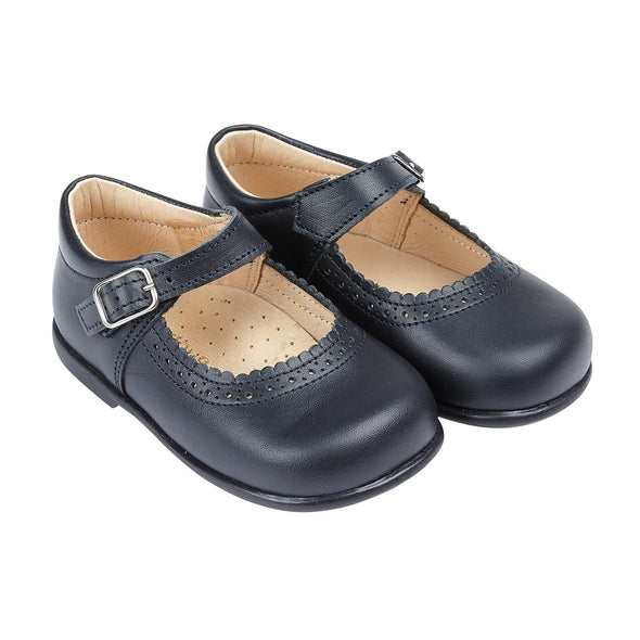 Early Days ALICE in navy - Early Days Baby and Toddler Shoes for Boys and Girls