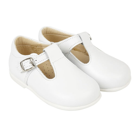 Early Days ALEX II in white - Early Days Baby and Toddler Shoes for Boys and Girls