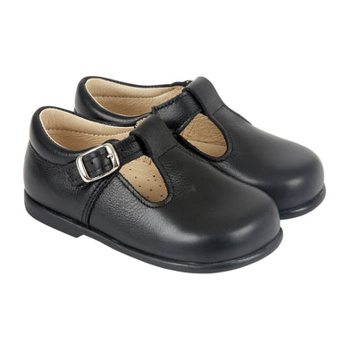Early Days ALEX II in black - Early Days Baby and Toddler Shoes for Boys and Girls