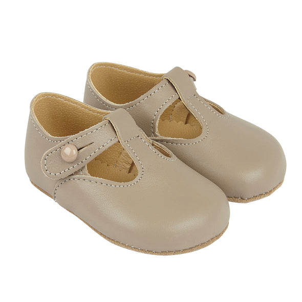 Early Days ALEX in taupe - Early Days Baby and Toddler Shoes for Boys and Girls