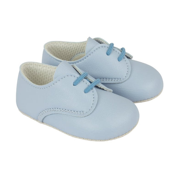 Baypods B010 in sky blue - Early Days Baby and Toddler Shoes for Boys and Girls