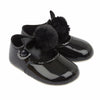 Baypods B066 in black patent - Early Days Baby and Toddler Shoes for Boys and Girls