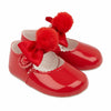 Baypods B066 in red patent - Early Days Baby and Toddler Shoes for Boys and Girls