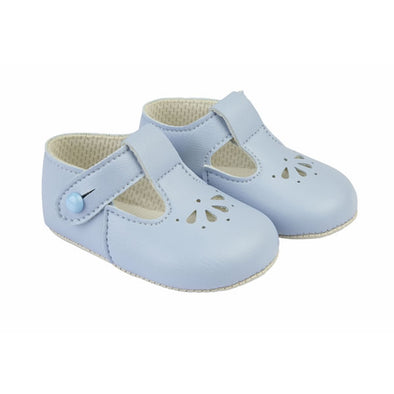 Baypods B617 in sky - Early Days Baby and Toddler Shoes for Boys and Girls