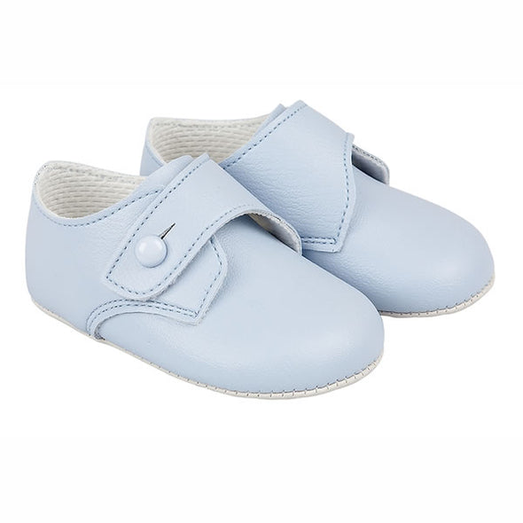Baypods B626 in sky - Early Days Baby and Toddler Shoes for Boys and Girls