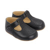 Early Days BAILEY in black - Early Days Baby and Toddler Shoes for Boys and Girls