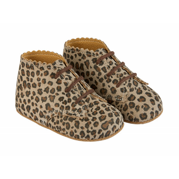 Early Days CHARLIE in leopard - Early Days Baby and Toddler Shoes for Boys and Girls