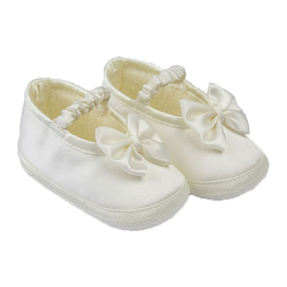 Early Days ELIZA in ivory - Early Days Baby and Toddler Shoes for Boys and Girls
