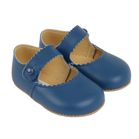 Early Days EMMA in azulon - Early Days Baby and Toddler Shoes for Boys and Girls