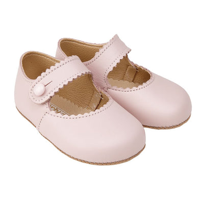 Early Days EMMA in pink - Early Days Baby and Toddler Shoes for Boys and Girls