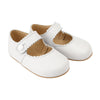 Early Days EMMA in white - Early Days Baby and Toddler Shoes for Boys and Girls
