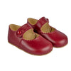Early Days EMMA in burgundy - Early Days Baby and Toddler Shoes for Boys and Girls
