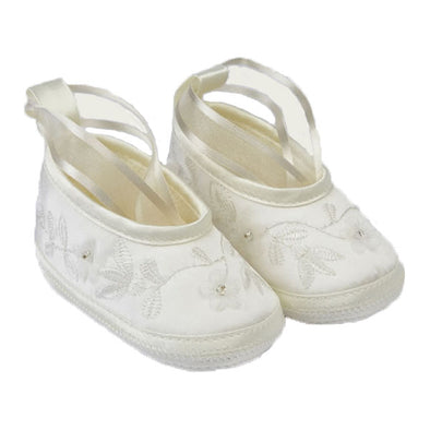 Early Days FAY in ivory - Early Days Baby and Toddler Shoes for Boys and Girls