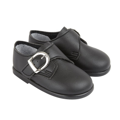 Baypods H656 in black - Early Days Baby and Toddler Shoes for Boys and Girls