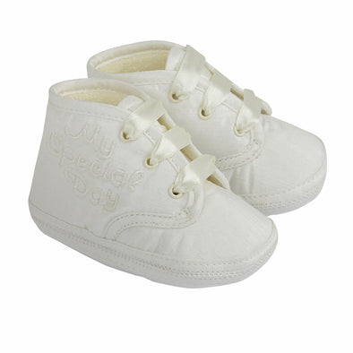 Early Days HARPER in ivory - Early Days Baby and Toddler Shoes for Boys and Girls