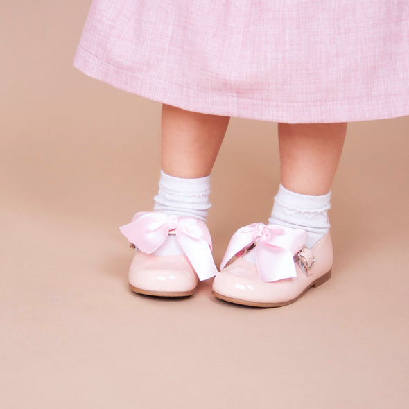 Early Days PIPPA in pink patent - Early Days