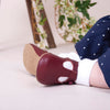Early Days ALEX in burgundy - Early Days Baby and Toddler Shoes for Boys and Girls