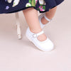 Early Days ALICE in white - Early Days Baby and Toddler Shoes for Boys and Girls