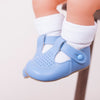 Early Days BAILEY in sky blue - Early Days Baby and Toddler Shoes for Boys and Girls