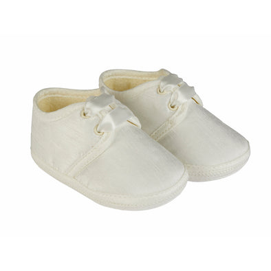 Early Days JAKE in ivory - Early Days Baby and Toddler Shoes for Boys and Girls