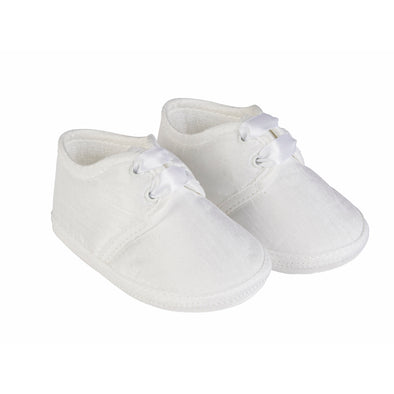 Early Days JAKE in white - Early Days Baby and Toddler Shoes for Boys and Girls