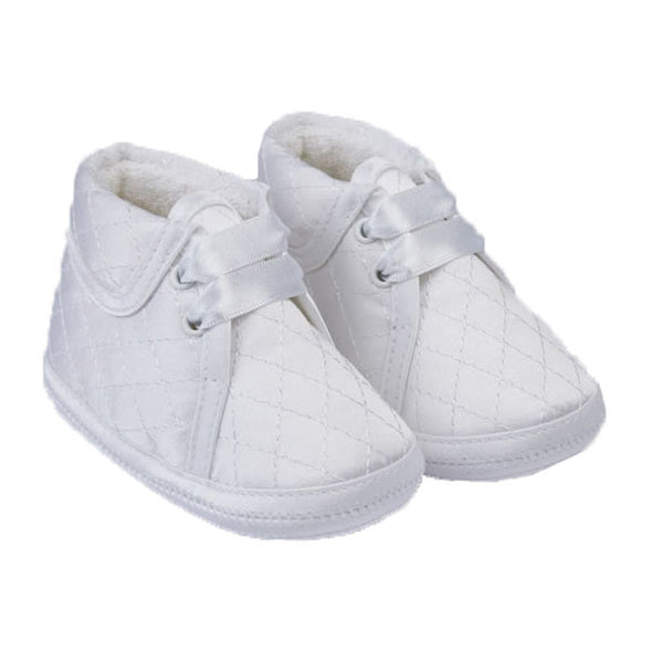 Early Days LUCAS in white - Early Days Baby and Toddler Shoes for Boys and Girls