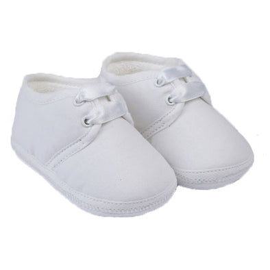 Early Days NOAH in white - Early Days Baby and Toddler Shoes for Boys and Girls