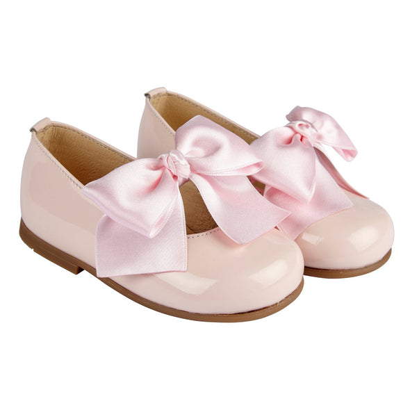 Early Days PIPPA in pink patent - Early Days Baby and Toddler Shoes for Boys and Girls