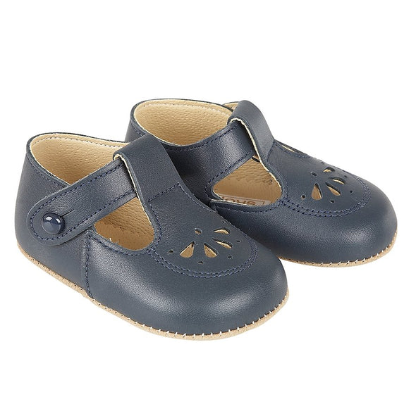 Early Days ROBIN in Navy - Early Days Baby and Toddler Shoes for Boys and Girls