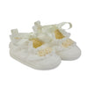 Early Days SARA in ivory - Early Days Baby and Toddler Shoes for Boys and Girls