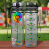 Personalized Autism Bottles