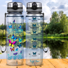 Personalized Butterfly Bottles