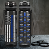 Personalized Police Bottles